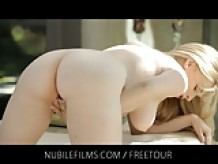 Nubile Films - She wants your cock deep in her sweet pink pu