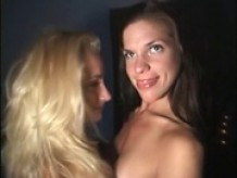 Blonde and Brunette - Wild Party Girls 13