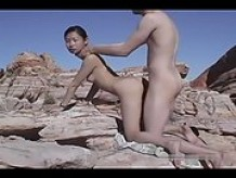 Outdoors Sex With Japanese Chic