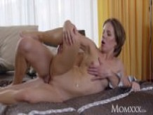 MOM Sexy MILF wants romantic creampie