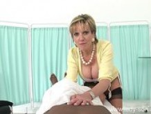 Amazing MILF Riding Black Dick