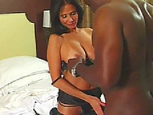 Hot Wife Rio fucked by a BBC