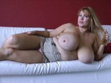 Samantha 38g Thick Ass & Giant Tits-Solo 1080p