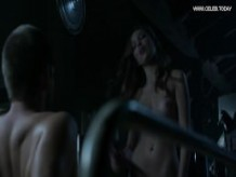 Lili Simmons - Old & Young, Sex Scene, Topless + Butt - Banshee s01e02