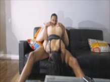 Blasian Couple - Friends With Benefits